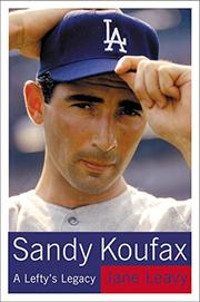 Book Cover for SANDY KOUFAX