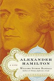 Cover art for ALEXANDER HAMILTON