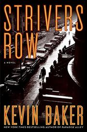 STRIVERS ROW by Kevin Baker