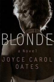 Book Cover for BLONDE