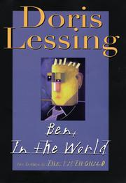 BEN, IN THE WORLD by Doris Lessing