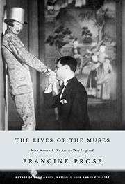 Cover art for THE LIVES OF THE MUSES