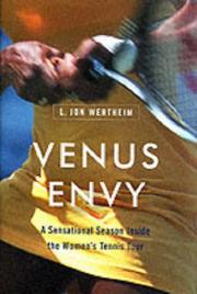 Cover art for VENUS ENVY