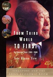 Cover art for FROM THIRD WORLD TO FIRST
