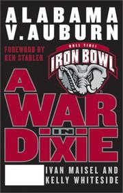 A WAR IN DIXIE by Ivan Maisel