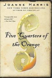 Cover art for FIVE QUARTERS OF THE ORANGE