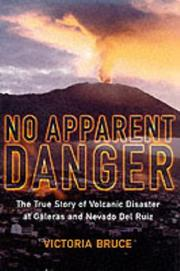Cover art for NO APPARENT DANGER