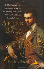Cover art for AFTER THE BALL