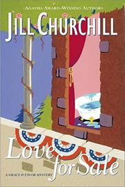 LOVE FOR SALE by Jill Churchill