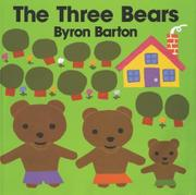Book Cover for THE THREE BEARS