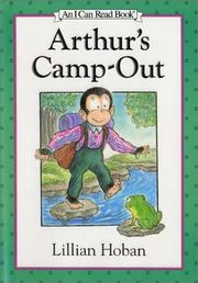Book Cover for ARTHUR'S CAMP-OUT