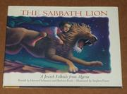 SABBATH LION by Howard Schwartz