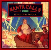 Book Cover for SANTA CALLS