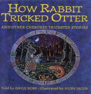 Cover art for HOW RABBIT TRICKED OTTER
