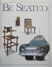 BE SEATED by James Cross Giblin