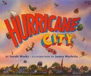 HURRICANE CITY by Sarah Weeks