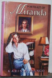 Cover art for PORTRAIT OF MIRANDA