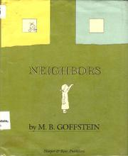NEIGHBORS by M.B. Goffstein