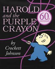 Book Cover for HAROLD AND THE PURPLE CRAYON