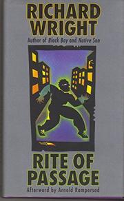 RITE OF PASSAGE by Richard Wright