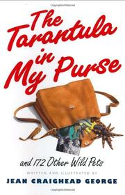 THE TARANTULA IN MY PURSE by Jean George