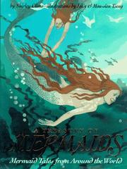 Cover art for A TREASURY OF MERMAIDS