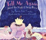 Cover art for TELL ME AGAIN ABOUT THE NIGHT I WAS BORN