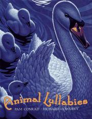 ANIMAL LULLABIES by Pam Conrad