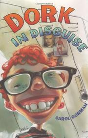 Cover art for DORK IN DISGUISE