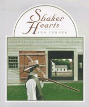 SHAKER HEARTS by Ann Turner