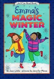 EMMA'S MAGIC WINTER by Jean Little