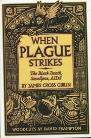Cover art for WHEN PLAGUE STRIKES