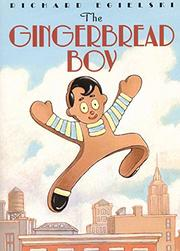 Cover art for THE GINGERBREAD BOY