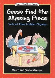 GEESE FIND THE MISSING PIECE by Marco Maestro
