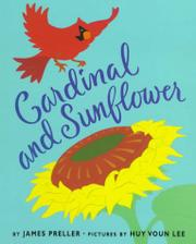 Cover art for CARDINAL AND SUNFLOWER
