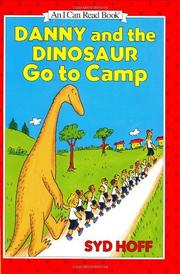 Cover art for DANNY AND THE DINOSAUR GO TO CAMP