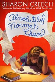 Cover art for ABSOLUTELY NORMAL CHAOS