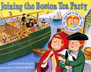 Book Cover for JOINING THE BOSTON TEA PARTY
