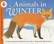 ANIMALS IN WINTER by Henrietta Bancroft