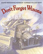 Cover art for DON'T FORGET WINONA