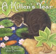 A KITTEN'S YEAR by Nancy Raines Day