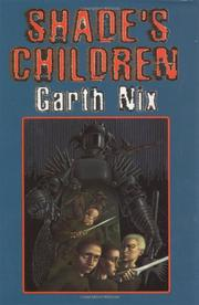 Cover art for SHADE'S CHILDREN