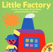 Book Cover for LITTLE FACTORY
