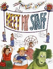 Cover art for MEET MY STAFF