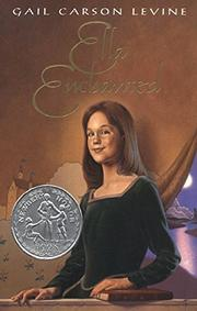 Cover art for ELLA ENCHANTED