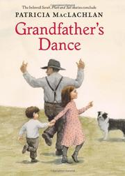 Cover art for GRANDFATHER'S DANCE