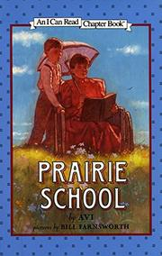 Cover art for PRAIRIE SCHOOL