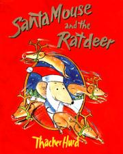 Cover art for SANTA MOUSE AND THE RATDEER