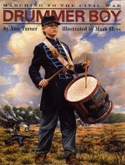 Cover art for DRUMMER BOY