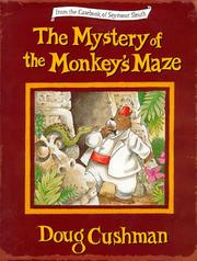 Book Cover for THE MYSTERY OF THE MONKEY'S MAZE